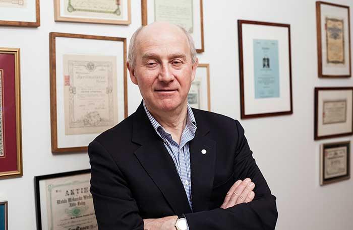 Per H. Börjesson, người được mệnh danh là Warren Buffett của Thụy Điển