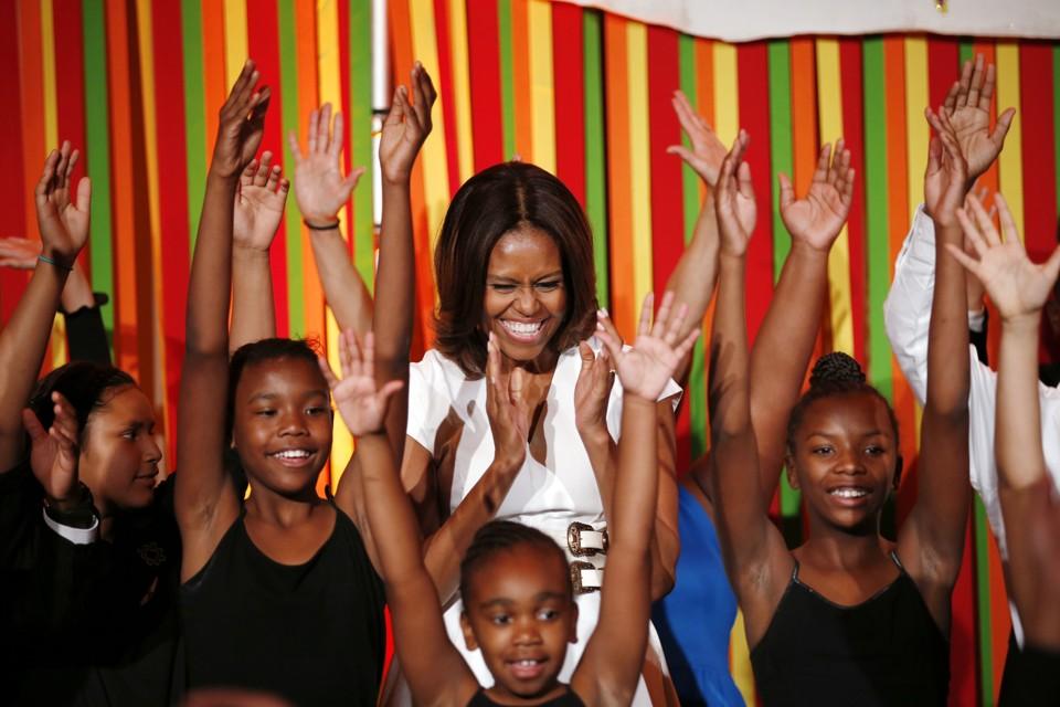 Chương trình Turnaround Arts do phu nhân cựu tổng thống mỹ Michelle Obama khởi xướng