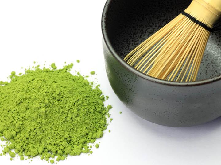Mattcha là một loại trà có hàm lượng L-Theanine cao, nhưng bạn phải chọn đúng trà mattcha chất lượng