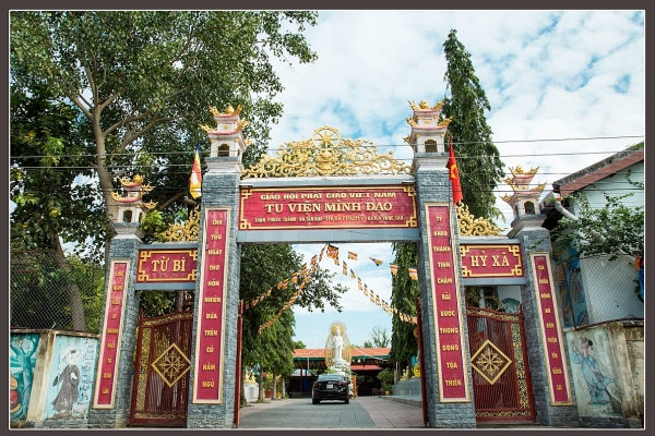 Tu viện Minh Đạo nơi cưu mang những mảnh đời bất hạnh