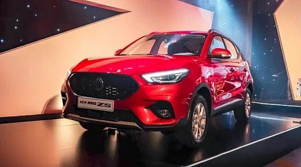 """Thương hiệu xe Anh Quốc, """"ruột"""" Trung Quốc ra mắt mẫu MG ZS 2021 tại Việt Nam"""