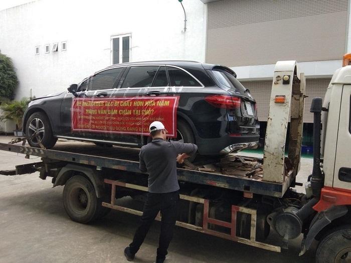 Mercedes-Benz GLC 300 tại Việt Nam bị cắt trang bị an toàn?