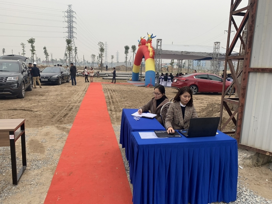 Bắc Ninh: Chưa có giấy phép xây dựng, Dự án Korea Town đã bị rao bán