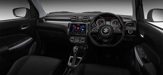 Suzuki Swift 2021 ra mắt