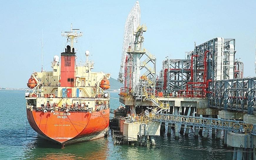 Nhà máy Lọc hóa dầu Nghi Sơn góp phần đưa kinh tế - xã hội tỉnh Thanh Hóa phát triển mạnh mẽ.