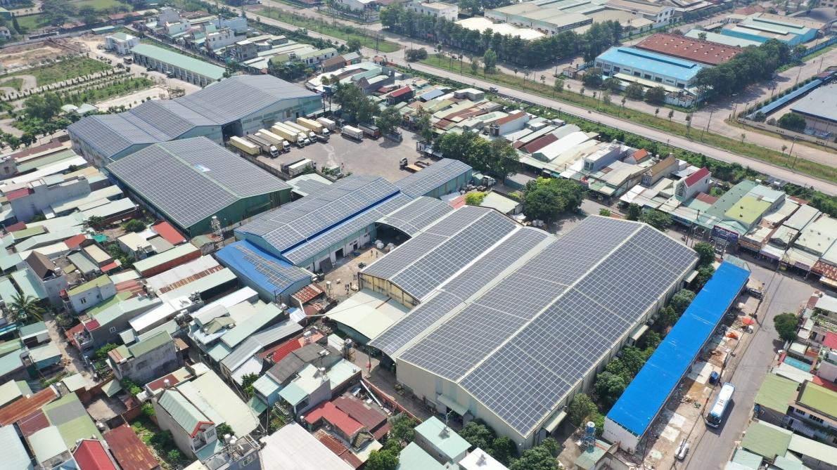 Làm gì để khai thác hiệu quả điện năng lương mặt trời?