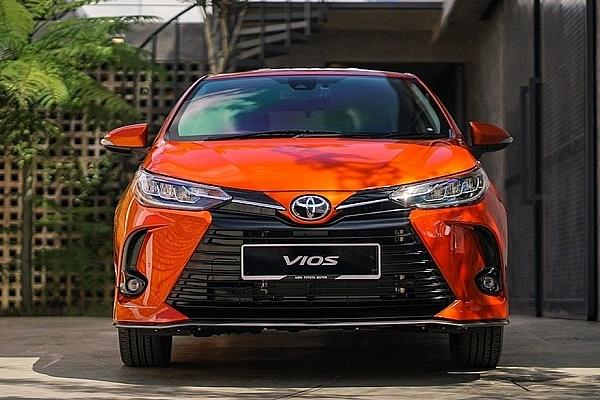 Mẫu xe của Toyota ra mắt khách Việt cuối tháng 2/2021