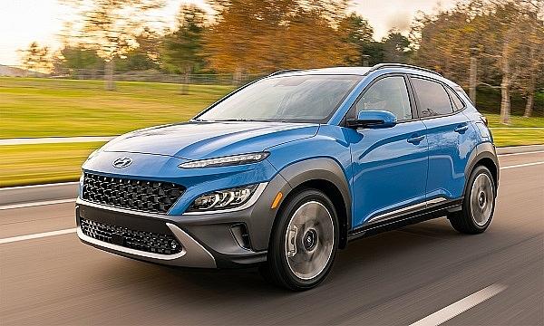 Hyundai ra mắt bản nâng cấp của Kona