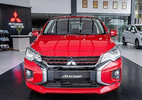 Mitsubishi thêm bản Premium của Attrage