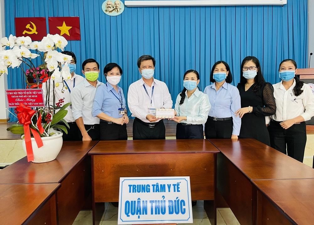 Mặt trận Tổ quốc TP Hồ Chí Minh tiếp nhận, phân phối hơn 258 tỷ đồng phòng chống dịch bệnh Covid-19