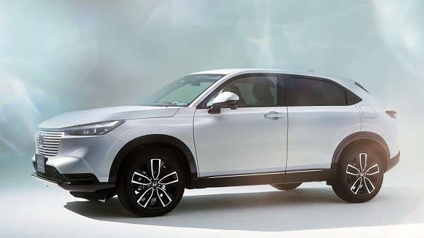Honda HR-V thiết kế
