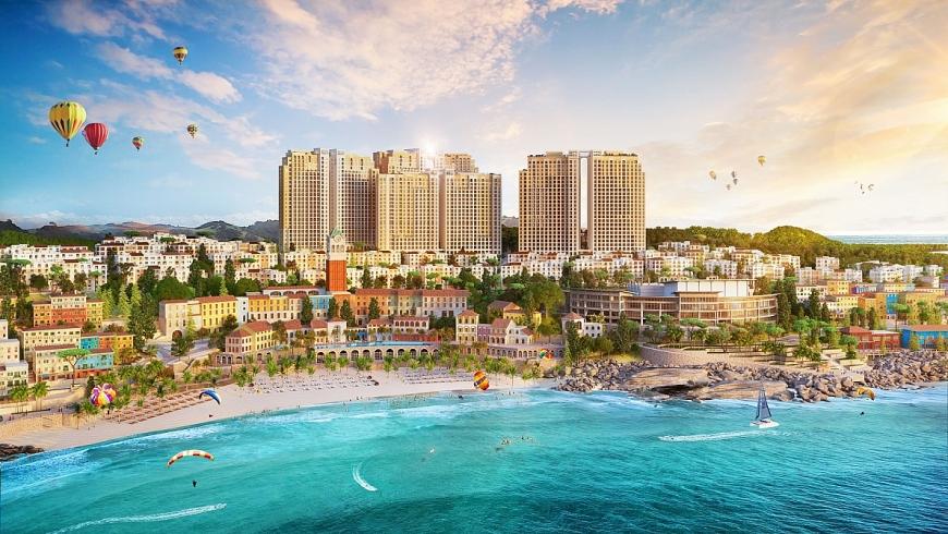 Sun Grand City Hillside Residence sẽ khởi đầu cho hành trình vươn mình của đảo Ngọc.