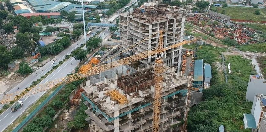 Hà Nội gọi tên loạt dự án bất động sản còn nợ hơn 4000 tỷ tiền sử dụng đất