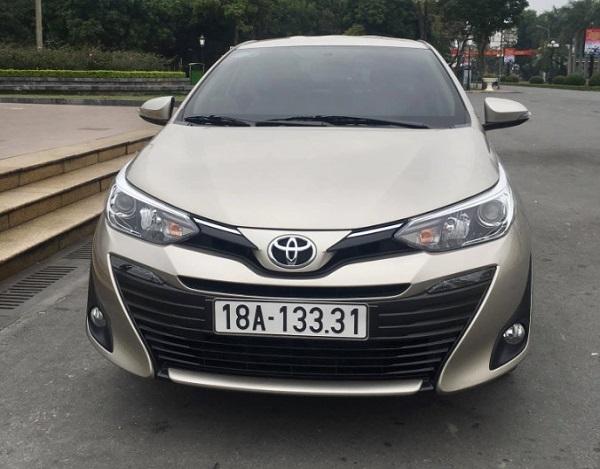 Doanh số Toyota Việt Nam thấp kỷ lục,
