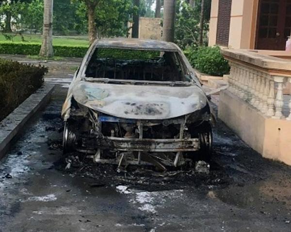 Khách hàng sẽ khởi kiện vụ Toyota Vios tự cháy