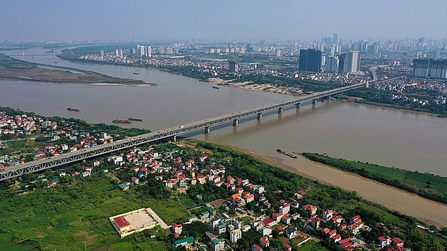 Hà Nội sẽ cấp phép xây dựng có thời hạn cho nhà ở ngoài bãi sông Hồng