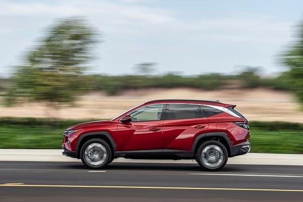 Hyundai Tucson thế hệ mới ra mắt cuối tháng 3