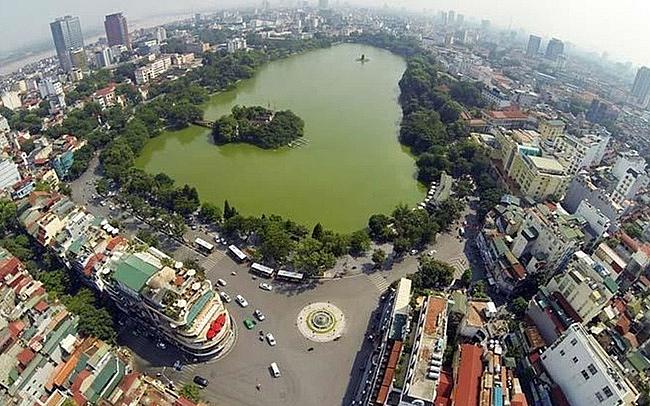 Đồ án quy hoạch phân khu nội đô hướng tới phát triển đô thị bền vững