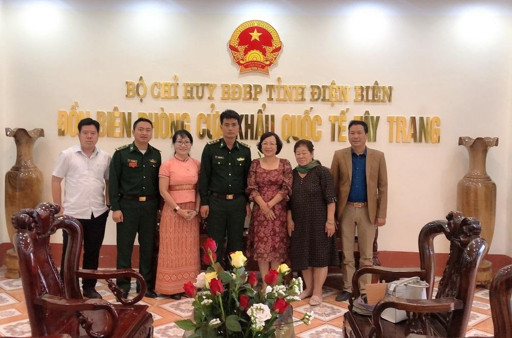 Hội Dệt may thêu đan TP Hồ Chí Minh chung tay chăm lo trẻ em khó khăn vùng cao Tây Bắc