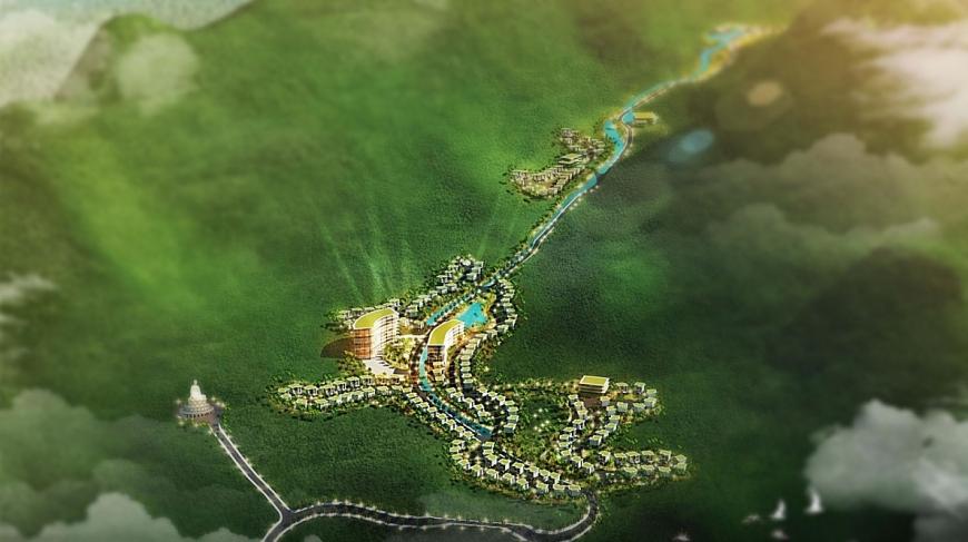 FLC Hà Giang được kỳ vọng sẽ trở thành điểm nhấn có ý nghĩa quan trọng đối với sự phát triển du lịch của Hà Giang trong thời gian tới