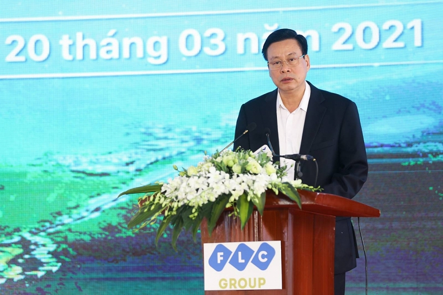 Ông Nguyễn Văn Sơn – Phó bí thư Tỉnh ủy – Chủ tịch Ủy ban Nhân dân tỉnh Hà Giang