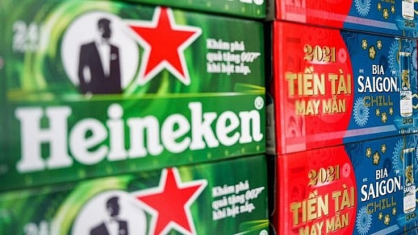 Vụ nhân viên ngăn không cho đại lý bán bia Sabeco, Heineken nói gì?