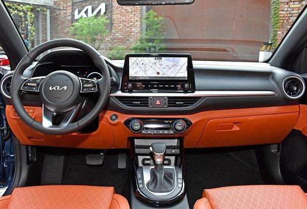 Kia Cerato phiên bản mới ra mắt