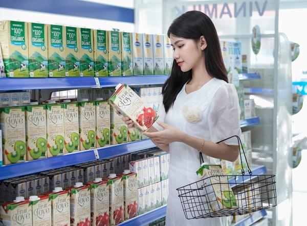 Hệ thống Giấc Mơ Sữa Việt của Vinamilk vượt mốc 500 cửa hàng
