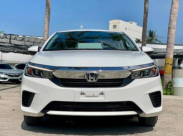 Honda sắp tung bản giá rẻ của City