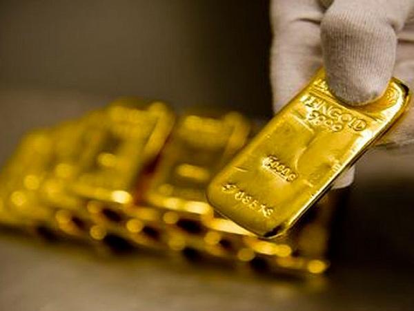 Giá vàng SJC rời khỏi mốc 56 triệu đồng/lượng sáng 23/4