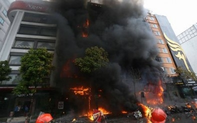 Lưu ý những kỹ năng thoát hiểm cần biết khi gặp hỏa hoạn