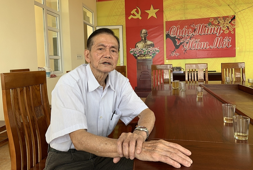 Ông Lương Hùng Thanh
