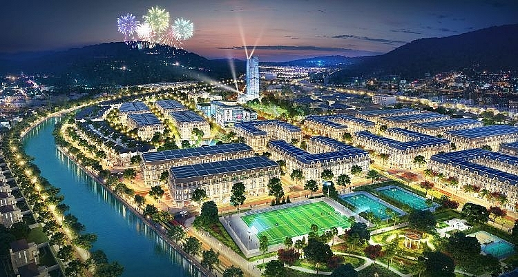 Phối cảnh dự án Picenza Riverside do Công ty CP tập đoàn Picenza Việt Nam làm chủ đầu tư