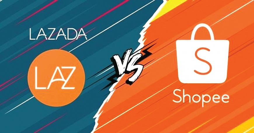 Cuộc tiếp quản chậm chạp, thiếu kết nối của Alibaba với Lazada đã cho phép Shopee - do đối thủ Tencent hậu thuẫn - bắt kịp và vượt lên