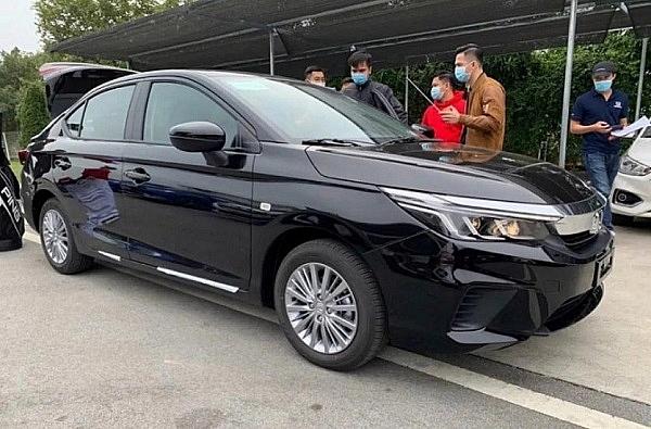 Honda City thêm phiên bản E giá 499 triệu đồng