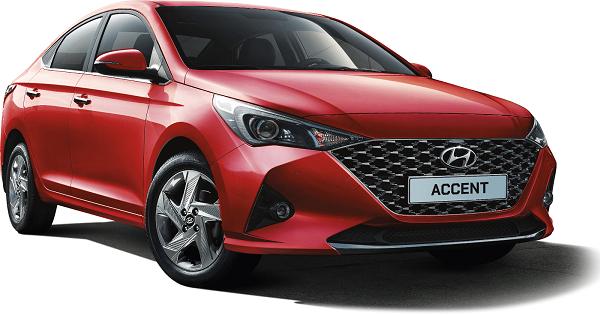 Hyundai Accent vượt Toyota Vios 200 xe bán ra trong tháng 4/2021