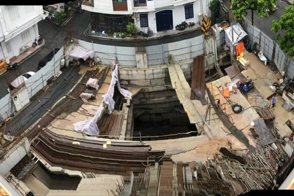 Nhà ở riêng lẻ xây 4 tầng hầm: Giao Bộ Xây dựng chủ trì giải quyết