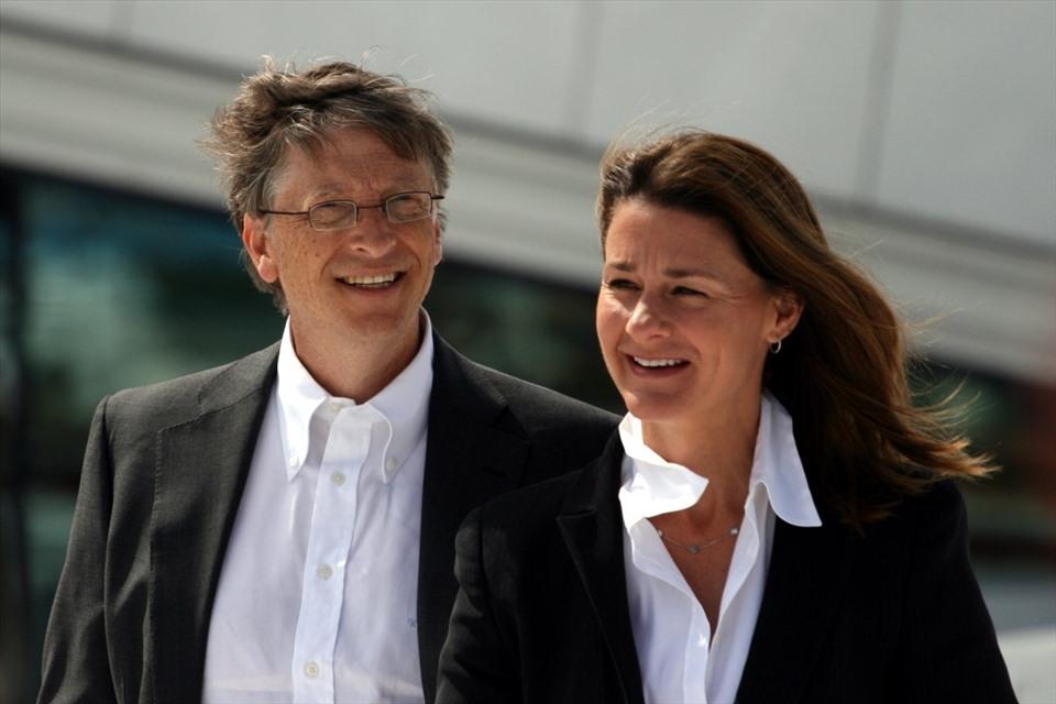 Vợ Bill Gates có thể trở thành người phụ nữ giàu thứ 2 thế giới