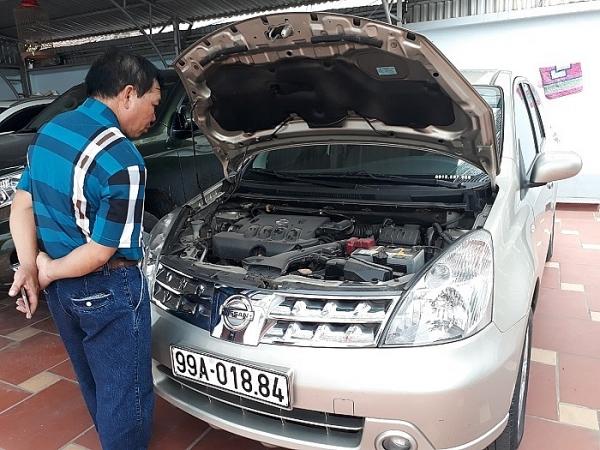 Những nội dung liên quan đến đăng kiểm ôtô, chủ xe cần biết