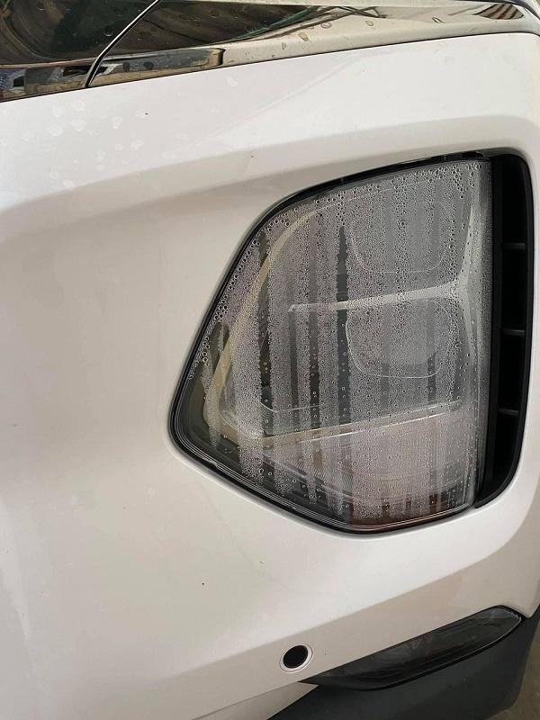 Hyundai Giải Phóng nghiêm túc rút kinh nghiệm vụ Hyundai Santa Fe đèn bị thấm nước