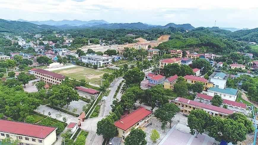 Nông thôn của huyện Như Xuân ngày càng khởi sắc