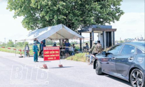 Vượt qua khó khăn của đại dịch Covid-19, 6 tháng đầu năm, kinh tế tỉnh Thái Bình tăng trưởng 4,92%