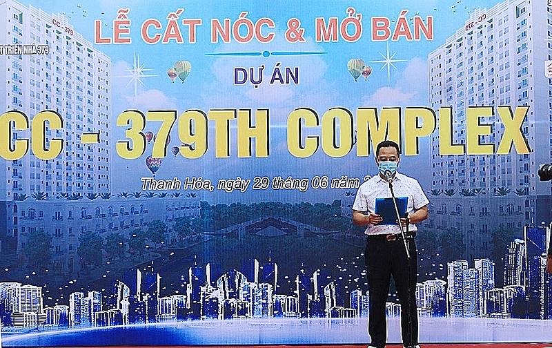 Thanh Hóa: Dự án nhà ở xã hội 379 chính thức mở bán
