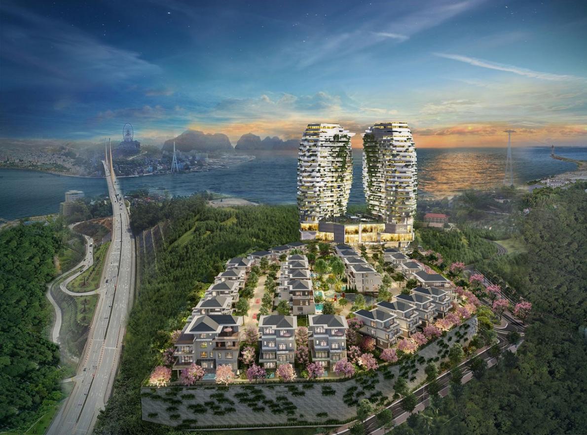 """UBND tỉnh Quảng Ninh """"tuýt còi"""" dự án Vườn Phượng Hoàng rao bán trái phép"""