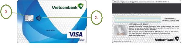 Có gì khác biệt của thẻ chip contactless so với thẻ từ?