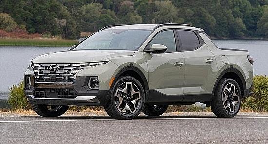 Bán tải đầu tiên của Hyundai trở thành ô tô bán chạy nhất