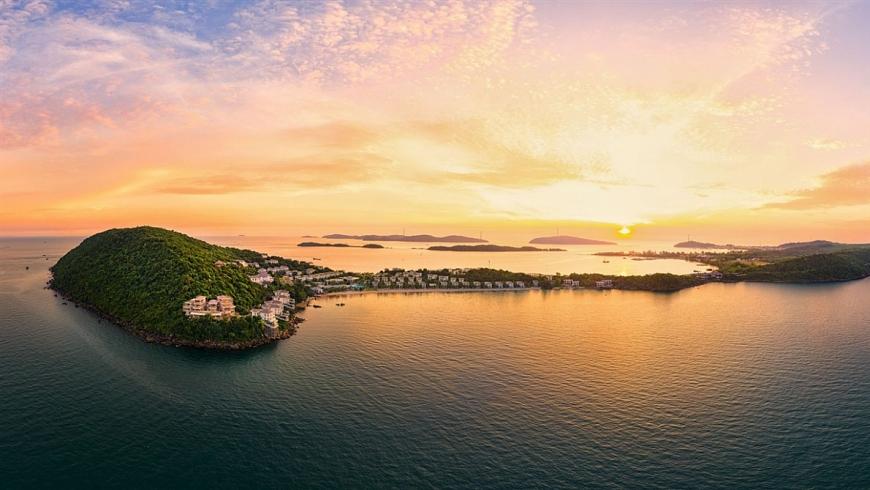 Hệ sinh thái tỷ USD Nam Phú Quốc có sức hấp dẫn mạnh mẽ đối với du khách.