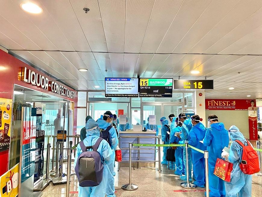 Bamboo Airways áp dụng các quy trình phòng, chống dịch bệnh trước, trong và sau chuyến bay nghiêm ngặt