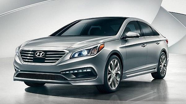 Hyundai Tucson và Sonata bị triệu hồi