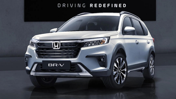 Honda ra mắt BR-V thế hệ mới